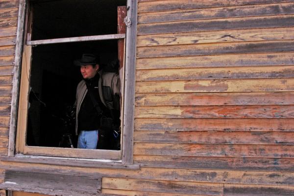 Abandon House in Southern Saskatchewan