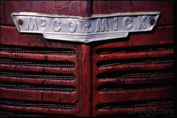 antique old truck McCormick