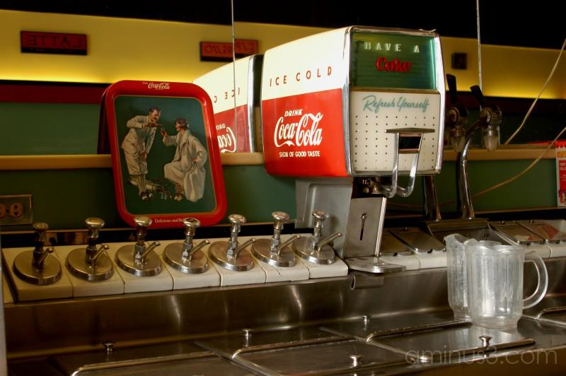 coke cola retro