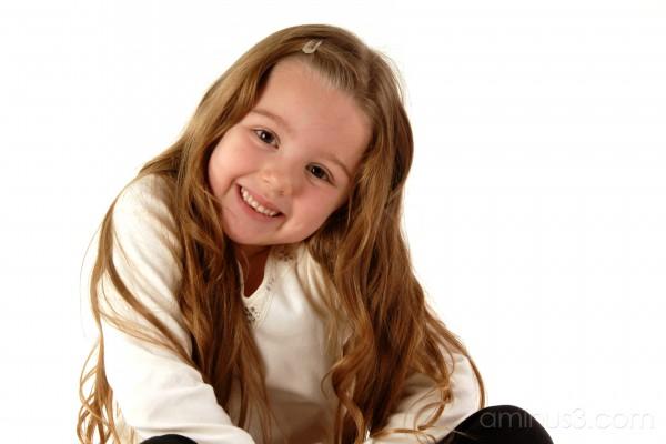 cute girl pretty portrait