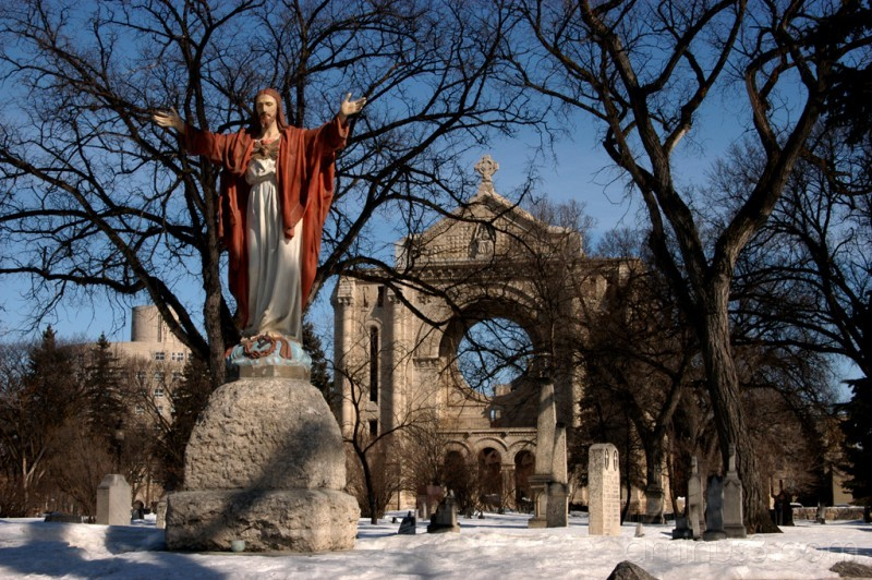 god Jesus cemetery