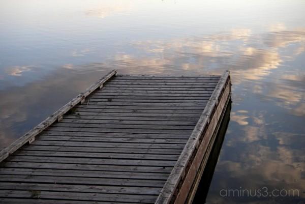 dock water lake
