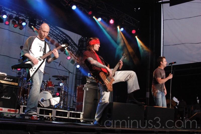 Default, Regina Buffalo Days, Rock Bands
