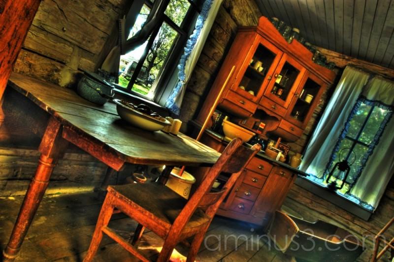 HDR, Austin Manitoba, Interior, House, Kitchen