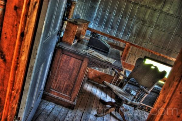 HDR, Austin Manitoba, Grain ElevatorOffice