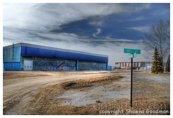 HDR, Abandoned, Saskatchewan
