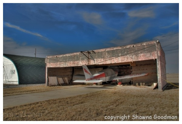 HDR, North Weyburn, Airport