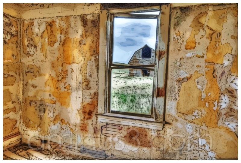 abandoned hdr Saskatchewan