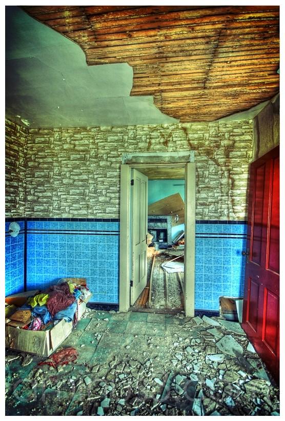 HDR+, Abandoned, Saskatchewan