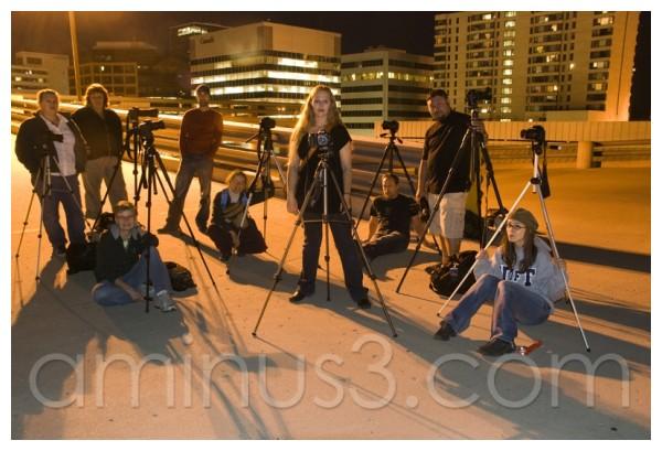 night photography,Regina downtown
