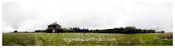 farm rural Saskatchewan