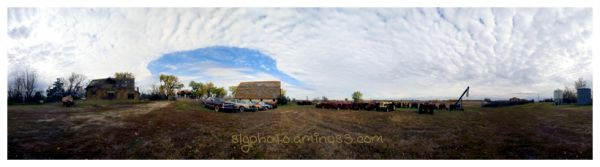 old stanley pano yard
