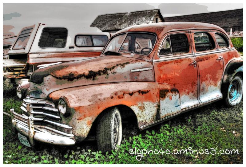 Wolsley Saskatchewan Car