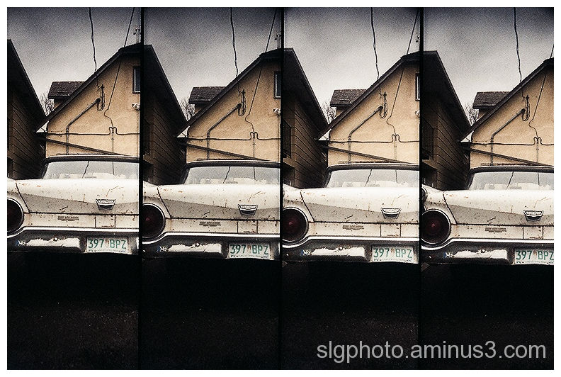 supersampler alley cars