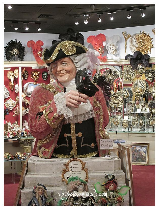Las Vegas the Phantom of the Opera