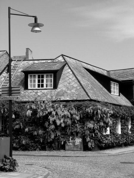 Street in Lund