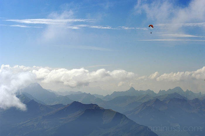 paragliding, benno white photography