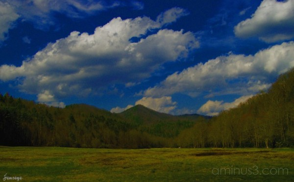 Cataloochee Great Smoky Mountains NC