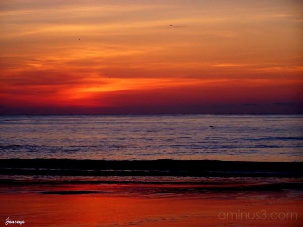 Sunrise Tybee Island GA