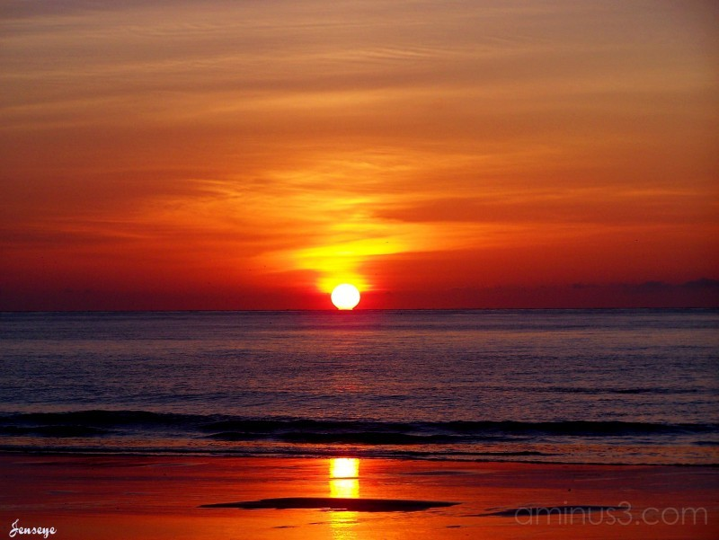 Tybee Island GA Sunrise