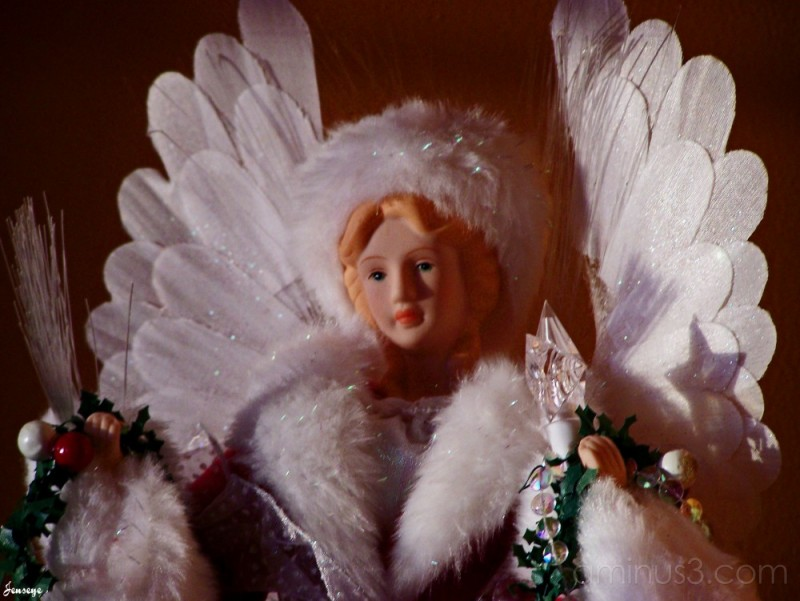 Christmas Snow Angel