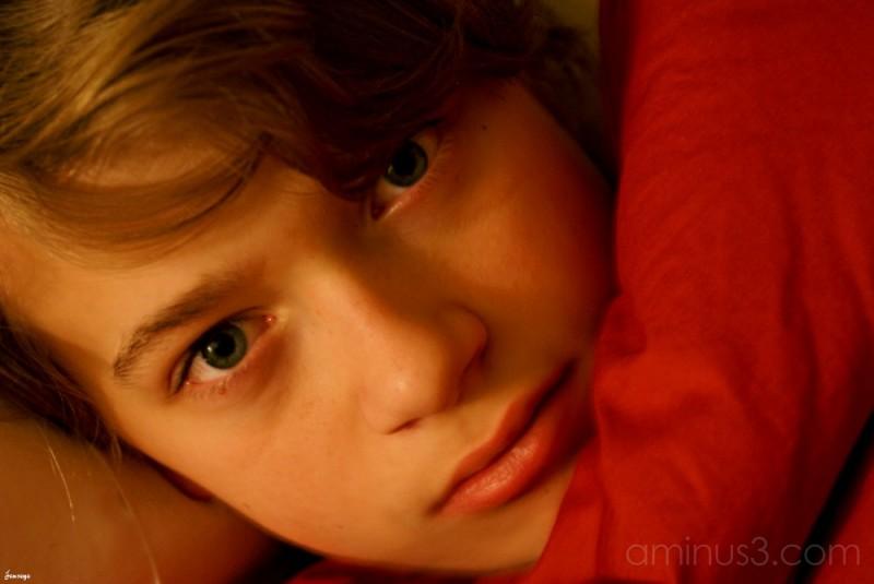 Teenage Boy Face AJ