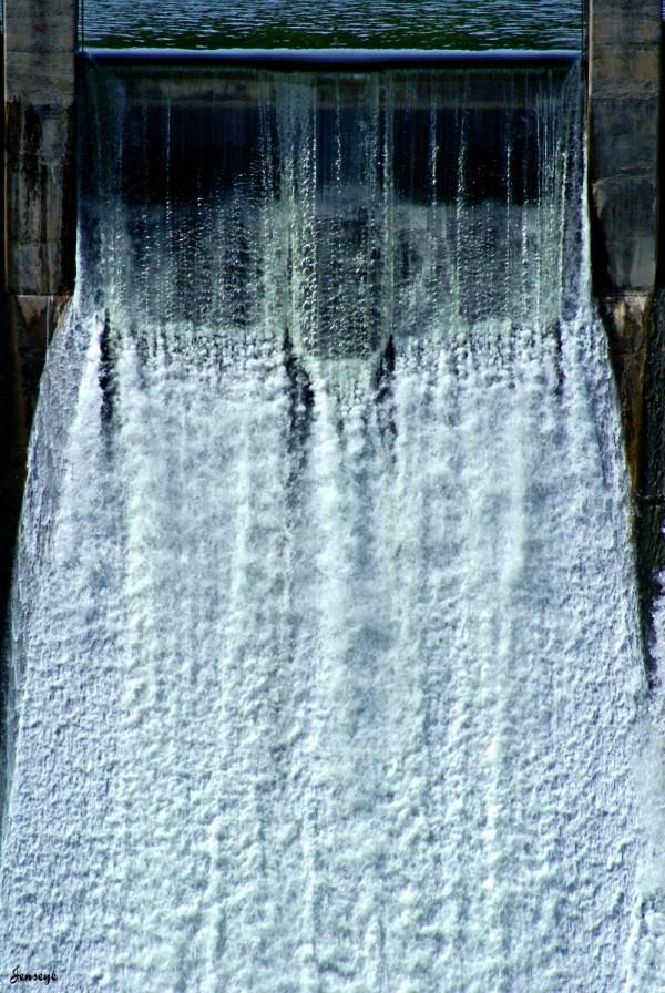 Dam at Tallulah Falls