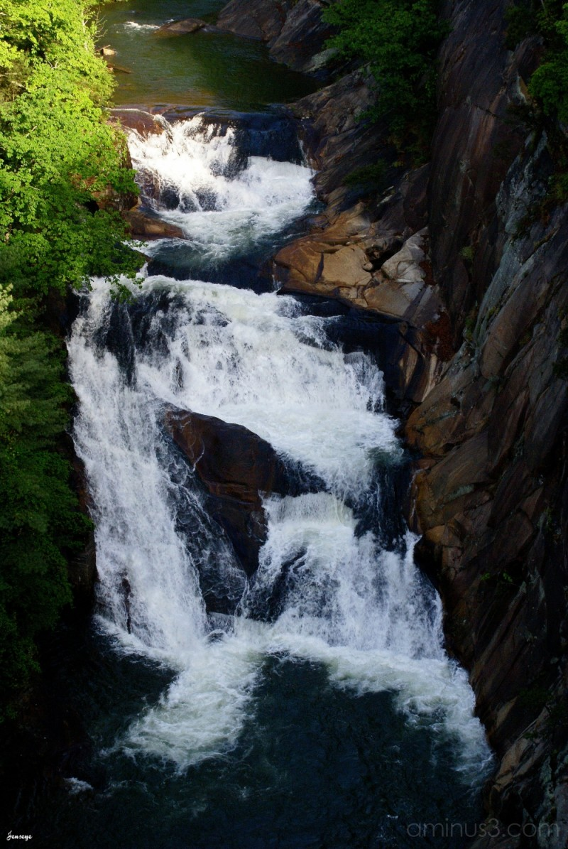 Tempesta Falls Tallulah Gorge State Park