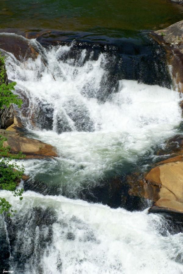 Tempesta Falls Tallulah Gorge state park GA