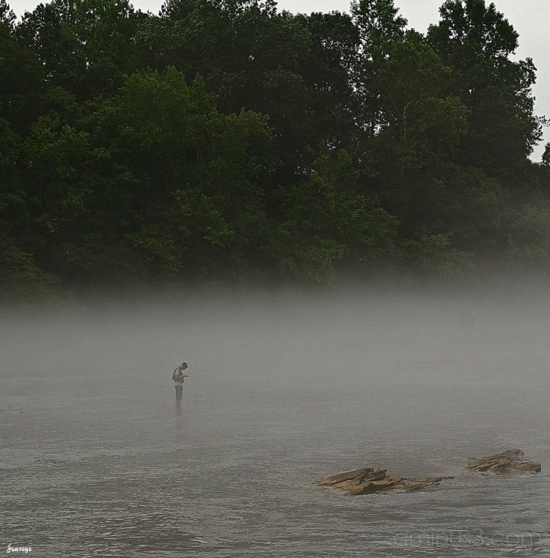 Fly Fishing on the Chattahoochee River