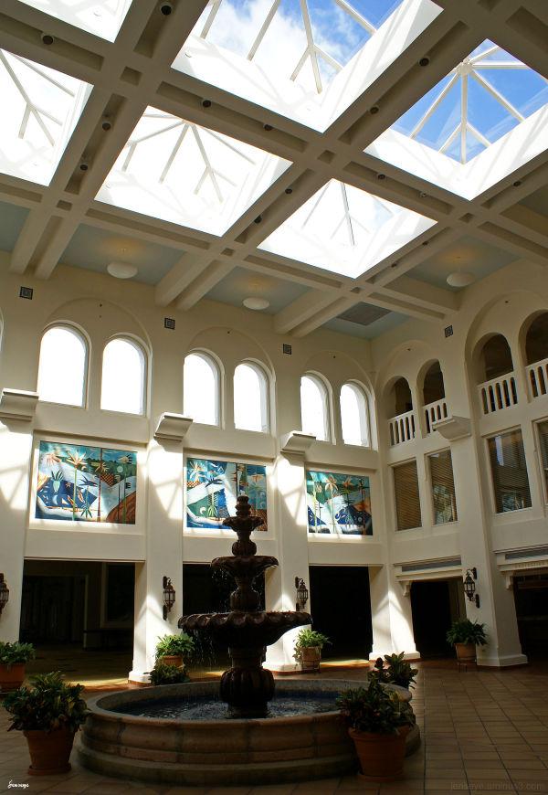 El Conquistador Resort Lobby
