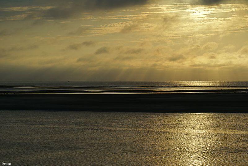 Landscape Sunrise Sea Island Saint Simons GA