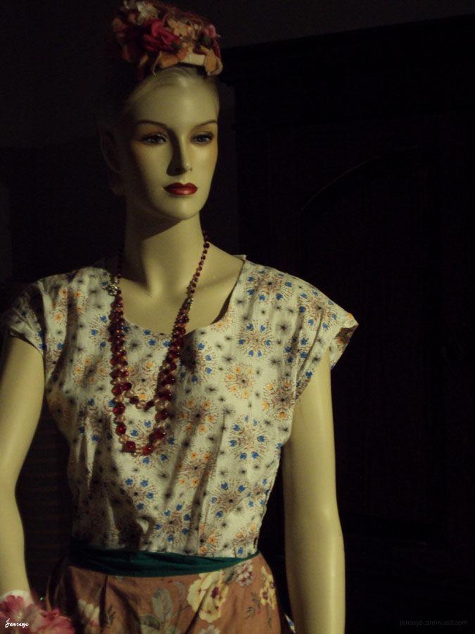 Mannequin Lucy Portrait