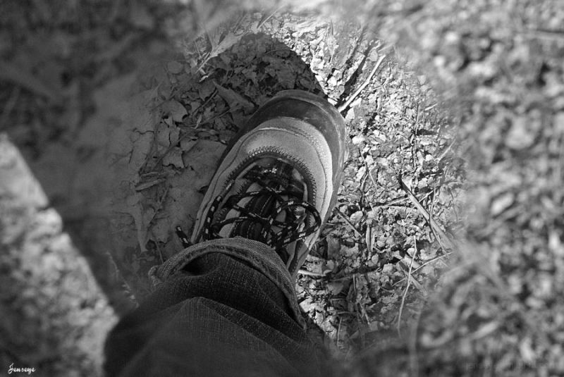 Columbia Boot Winter Woods Hike