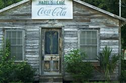 Hazels' Cafe Wooden Structure St Simons GA