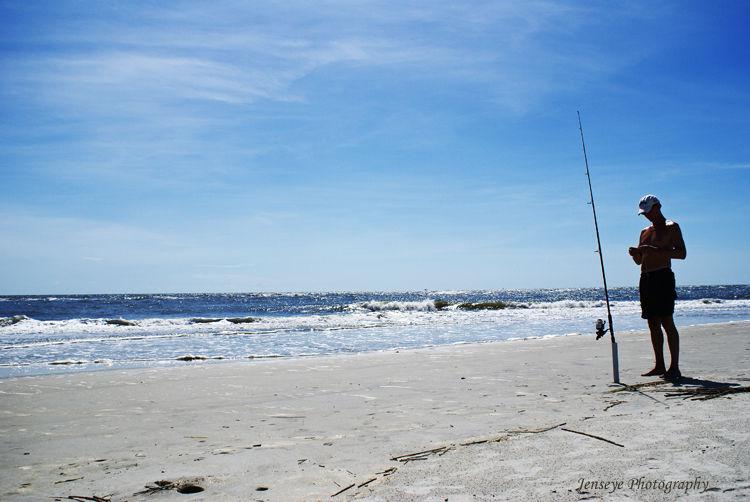 Landscape Surf Fish Beach Sand Water