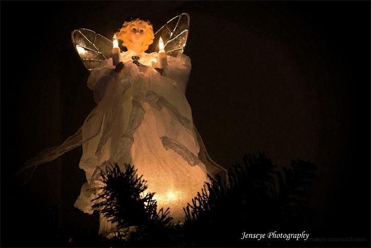 Angel Tree Light