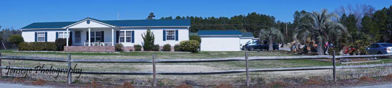 Rural South Carolina Farm Homestead Compound