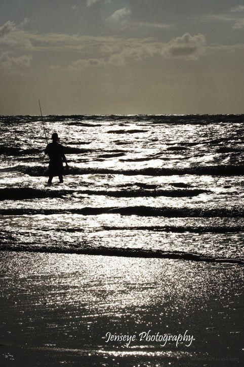 Landscape Beach Ocean Fish Waves