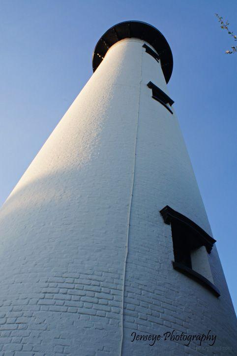 Lighthouse St Simons Island Georgia