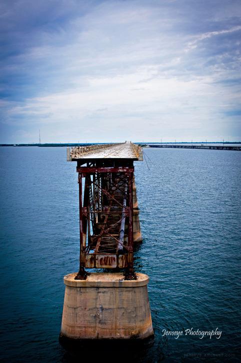 Bahia Honda Rail Bridge Key West Florida