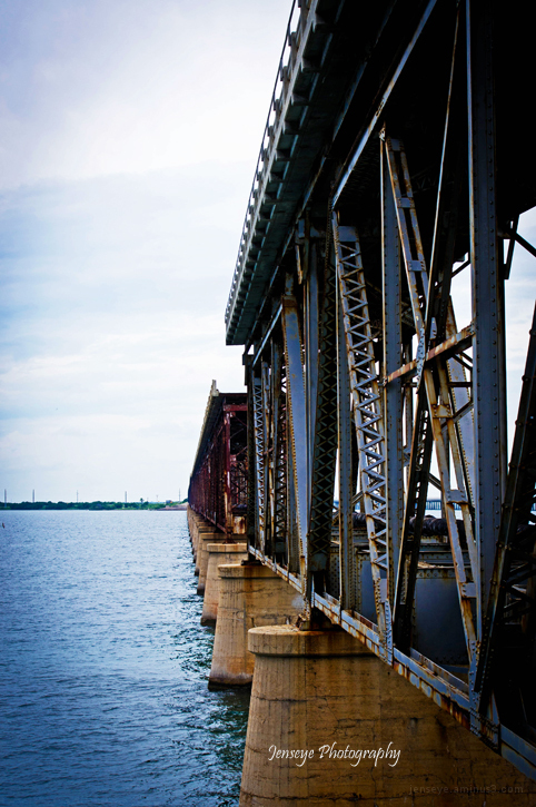 Bahia Honda Rail Bridge Key West Florida