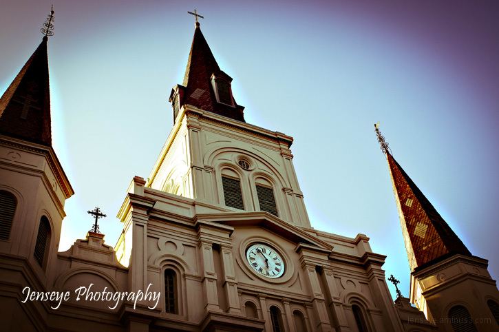 St Louis Cathedral New Orleans Louisiana