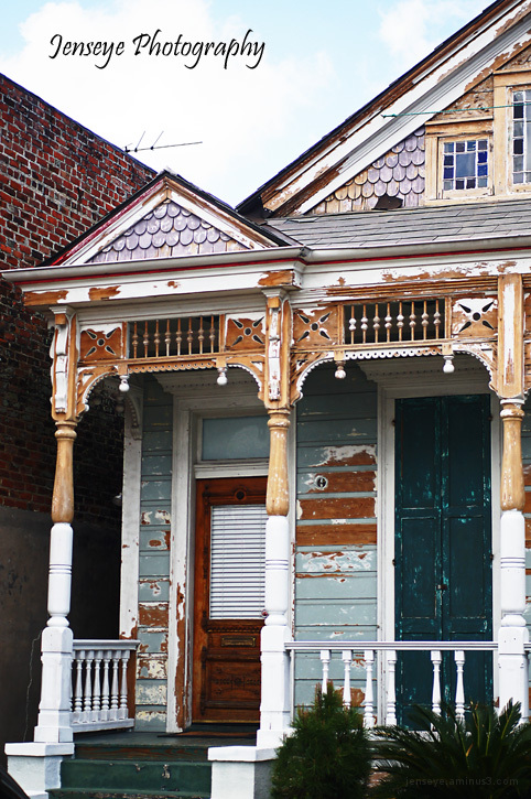 Fixer Upper House New Orleans Lousiana