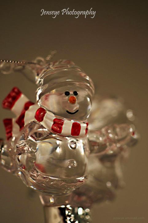 Culture Snowman Skating Christmas Winter