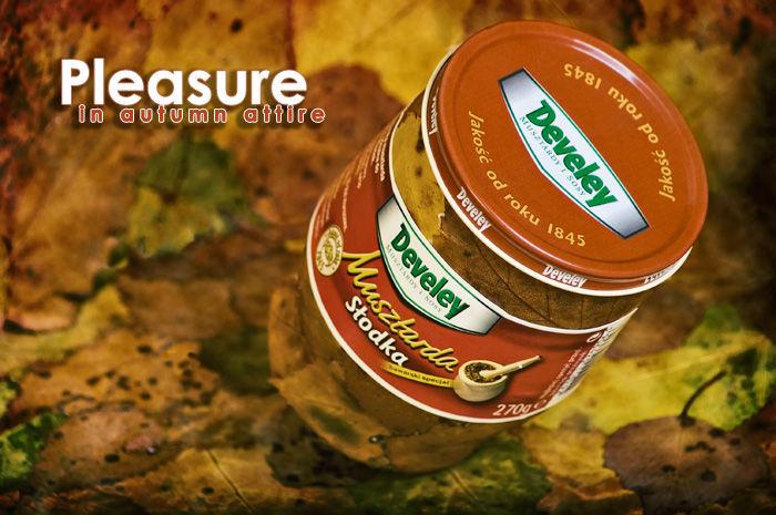 Pleasure in autumn attire