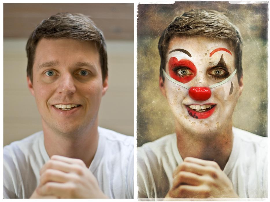 Klaun / Clown