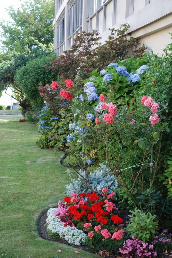 west end garden