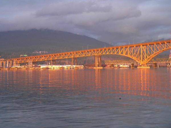 bridge vancouver