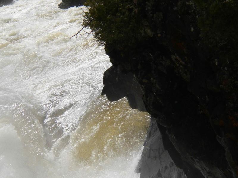 dorwin falls, rowdon, Quebec